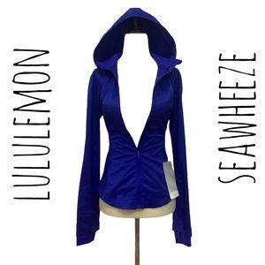 NWT Lululemon SeaWheeze 2020 Goal Smasher Jacket